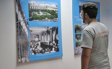 Exposición El Palacio del Segundo Cabo en imágenes