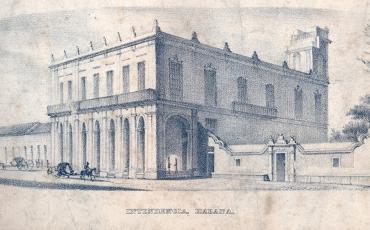 Intendencia, Habana