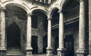 Patio interior del Palacio del Segundo Cabo