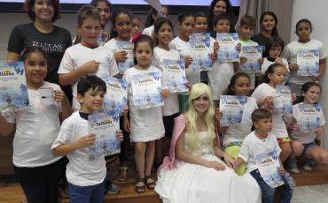 Clausura del Taller infantil de verano de 2017