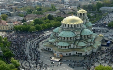 Catedral ortodoxa de Sofia