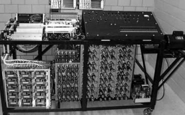 Ordenador ABC (Atanasoff-Berry Computer)