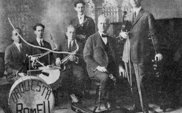 Orquesta Antonio María Romeu, 1920