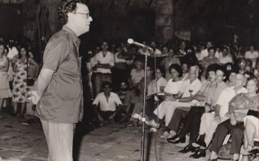 3.2_ Curso de historia antigua, 1983- Fototeca Histórica de la OHC