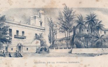 Cuartel de la Fuerza, 1841