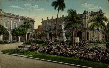 Edificio del Senado, 1910 a 1920