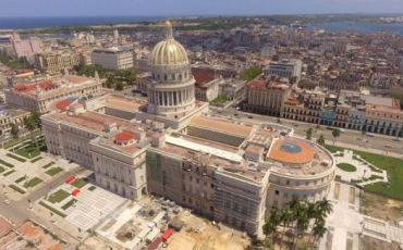 01. El Capitolio visto desde el aire. Foto. Naturaleza Secreta.