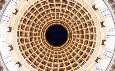 08. Interior de la cúpula del Capitolio