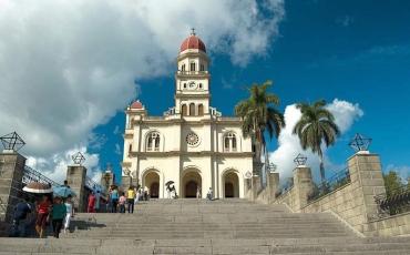 Basílica Santuario Nacional de Nuestra Señora de la Caridad del Cobre, en Santiago de Cuba