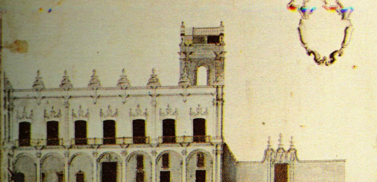 Casa de Correos. Archivo General Militar de Madrid