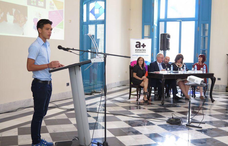 Palacio del Segundo Cabo y a+ espacios adolescentes: dos proyectos de cooperación de la Unión Europea en el Centro Histórico