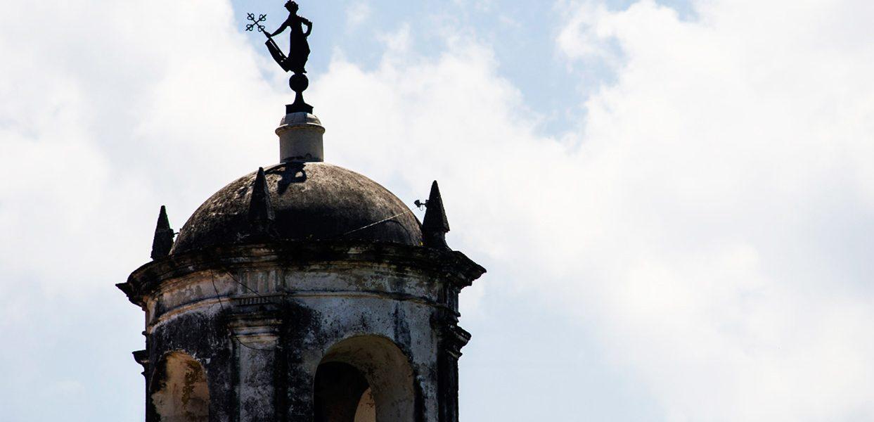 La Giraldilla. Castillo de la Real Fuerza
