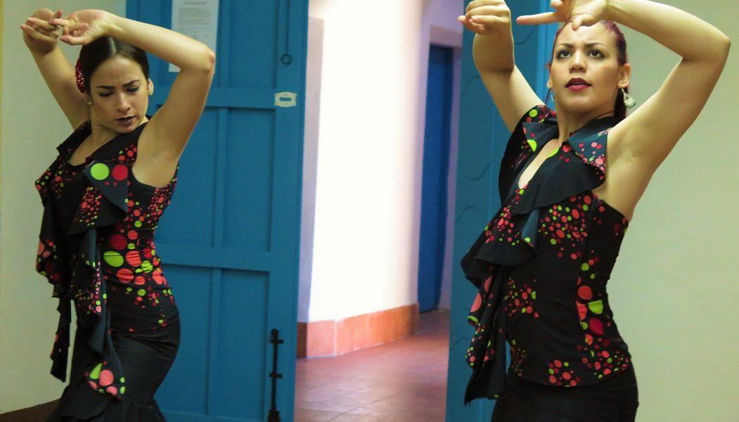 Las danzas españolas en el entorno habanero