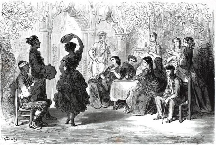 Té de Intercambio. Las danzas españolas en el entorno habanero