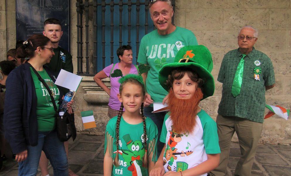 Jornada por el Día Nacional de Irlanda (Día de San Patricio): últimas acciones