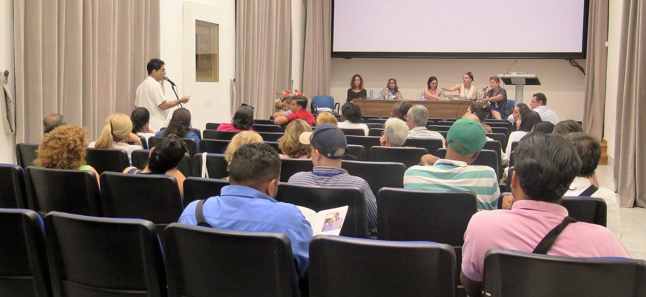 Clausura del III Coloquio Presencias europeas en Cuba
