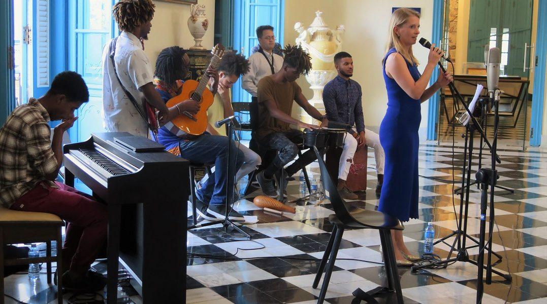 El Palacio del Segundo Cabo celebra el Día de Europa al ritmo de la música
