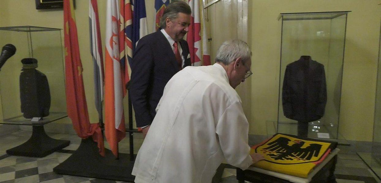 Cuba y Alemania la memoria cultural que nos une y abraza