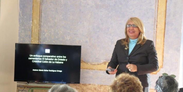 Valores y tradiciones de la arquitectura funeraria de Cuba y España