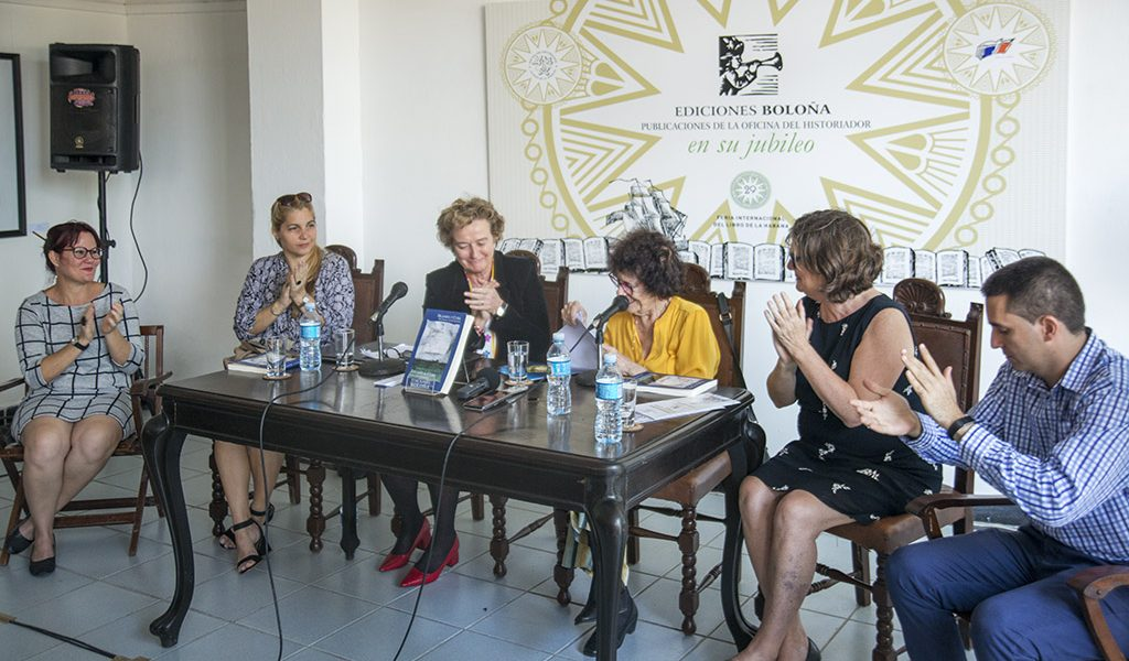 Irlanda y Cuba entretejen historias en una publicación hermosa y útil