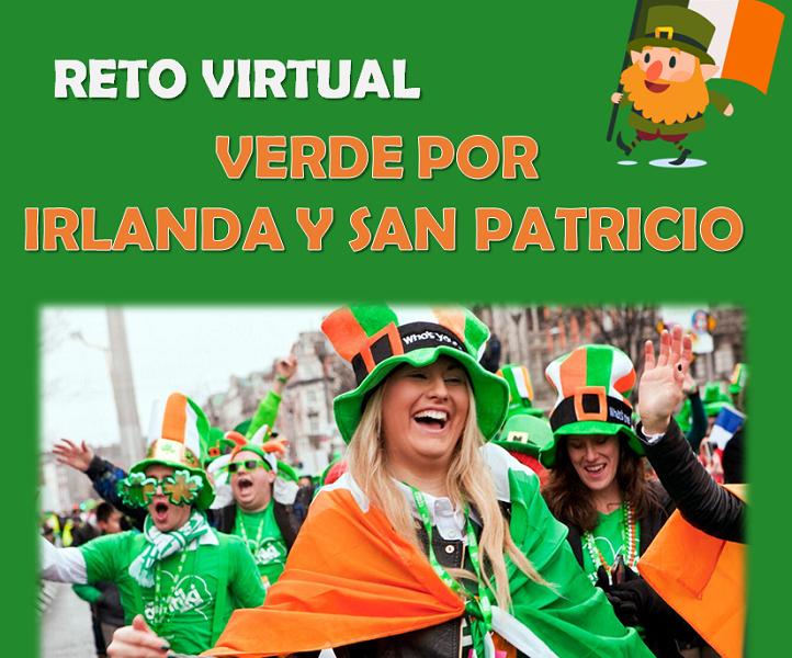 Verde por Irlanda y San Patricio