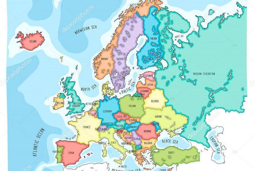 Llegó a su fin Descubriendo Europa