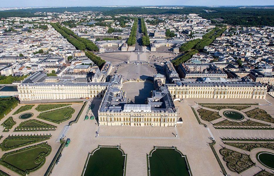 Palacio y parque de Versalles